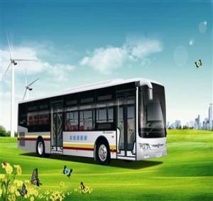 Электробусы AsiaStar
