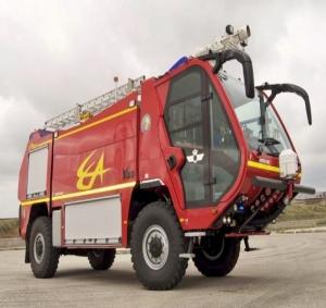 Пожарные машины Iturri
