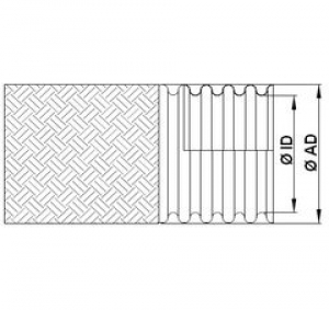 Металлический шланг РВД (FBA)