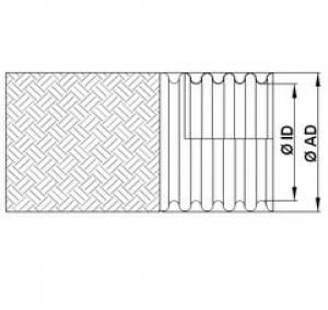 Металлический шланг РВД (IBA)