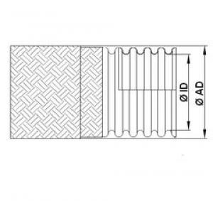 Металлический шланг РВД (ICB)