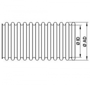 Металлический шланг РВД (ICO)