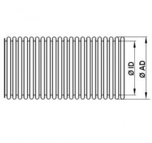 Металлический шланг РВД (KBO)